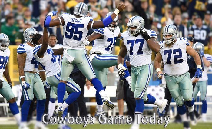 Cowboys Game 2017